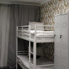 Хостел Ника-Сити Кровати в общем номере с двухъярусными кроватями фото 12