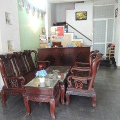 Hoang Van Hotel Хошимин интерьер отеля