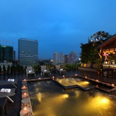 Silverland Sakyo Hotel & Spa Хошимин бассейн фото 2