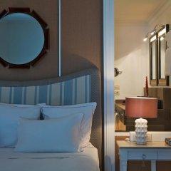 Отель Capri Tiberio Palace 5* Улучшенный номер фото 5