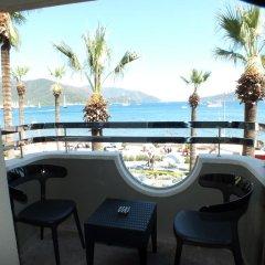 Candan Citybeach Hotel Мармарис балкон