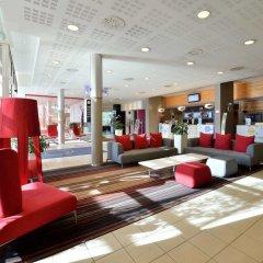 Отель Novotel Budapest City интерьер отеля фото 2