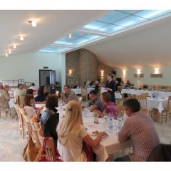 Отель Winery Villa Yustina питание фото 2