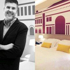 Mercure Madrid Plaza De Espana Hotel 4* Стандартный номер с различными типами кроватей