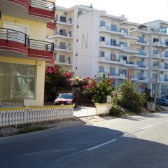 Отель Saranda Fantastic Албания, Саранда - отзывы, цены и фото номеров - забронировать отель Saranda Fantastic онлайн парковка