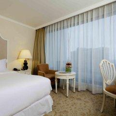 Отель The Kingsbury 5* Улучшенный номер с различными типами кроватей фото 3