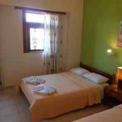 Отель Niki's Pension Родос комната для гостей фото 2