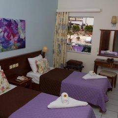 Philoxenia Hotel Apartments 3* Стандартный номер с двуспальной кроватью фото 3