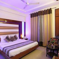 Отель Star Plaza 3* Номер Делюкс с различными типами кроватей фото 18