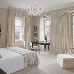 Four Seasons Hotel Prague 5* Люкс с различными типами кроватей фото 5
