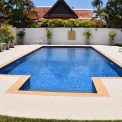 Отель Baan Suan бассейн фото 3