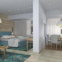 Athens Lotus Hotel 4* Студия Делюкс с различными типами кроватей фото 3