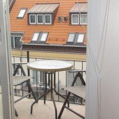 Апартаменты Apartment Kongensgate Кристиансанд балкон