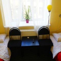 Хостел Bliss Номер с общей ванной комнатой с различными типами кроватей (общая ванная комната) фото 11