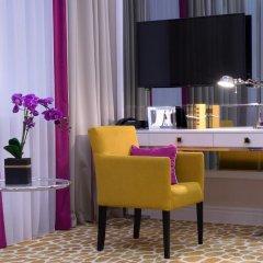 Бутик-отель Mirax Sapphire 4* Стандартный номер с 2 отдельными кроватями фото 3