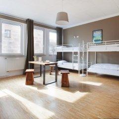 Five Reasons Hotel & Hostel Стандартный номер с различными типами кроватей фото 2