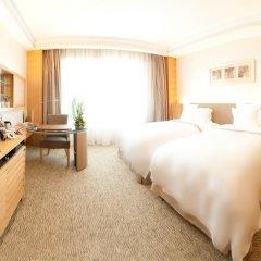 Millennium Hotel Chengdu 4* Улучшенный номер с 2 отдельными кроватями фото 3