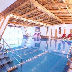 Alpenbad Hotel Hohenhaus бассейн фото 3