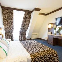 Президент Отель 4* Номер Делюкс с различными типами кроватей фото 3