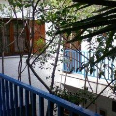 Отель Alexander Пефкохори балкон