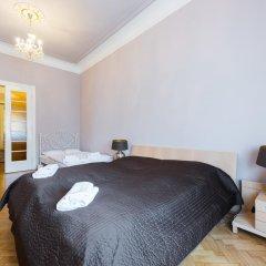 Апартаменты Wenceslas Square Apartment комната для гостей фото 4