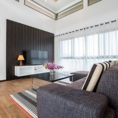 Отель Shanti Estate By Tropiclook Пхукет комната для гостей фото 5