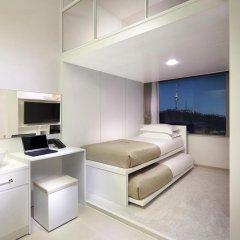 STAZ Hotel Myeongdong II 3* Стандартный номер с двуспальной кроватью фото 5