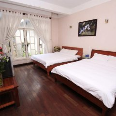 Dan Chi Hotel Стандартный номер фото 3
