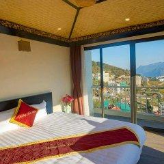 Phuong Nam Mountain View Hotel 3* Номер Делюкс с различными типами кроватей фото 6