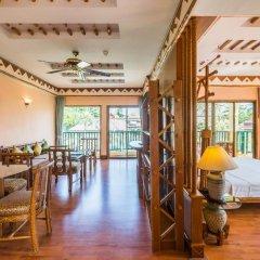 Отель Chaba Cabana Beach Resort 4* Полулюкс с различными типами кроватей фото 7