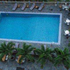 Отель Maroko Bayshore Suites бассейн фото 3