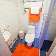Forenom Hostel Espoo Otaniemi ванная