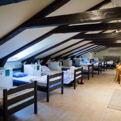 Stf Stockholm/af Chapman & Skeppsholmen Hostel Кровать в общем номере фото 8