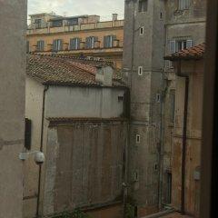 Отель Pantheon Best Suite балкон