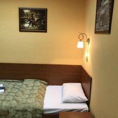 Мини-Отель Добрый Кот Кровать в общем номере фото 10