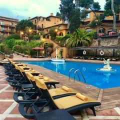 Отель Rigat Park & Spa Hotel Испания, Льорет-де-Мар - отзывы, цены и фото номеров - забронировать отель Rigat Park & Spa Hotel онлайн бассейн