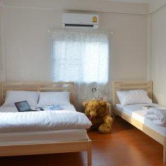PanPan Hostel Bangkok Стандартный семейный номер фото 2