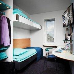 CABINN Aalborg Hotel 2* Номер категории Эконом с различными типами кроватей фото 2