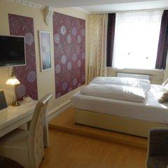 Hotel Villa Konstanz 3* Стандартный номер фото 16