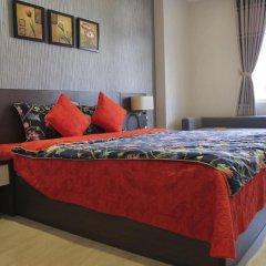Апартаменты Sunny Serviced Apartment Апартаменты с различными типами кроватей фото 3