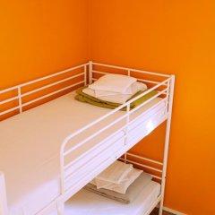 Отель Amber Rooms Кровать в общем номере с двухъярусной кроватью фото 7