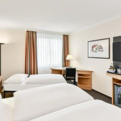 Отель Nh Munich Airport 4* Стандартный номер фото 7