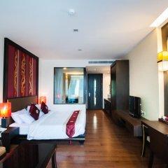 Royal Thai Pavilion Hotel 4* Полулюкс с различными типами кроватей фото 10