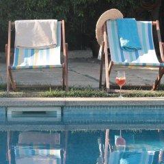 Отель Casa dos Barros Саброза бассейн фото 2