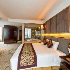 Отель Muong Thanh Luxury Buon Ma Thuot 4* Представительский люкс с различными типами кроватей фото 3