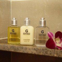 Отель Grandis Hotels and Resorts 4* Улучшенный номер с различными типами кроватей фото 6