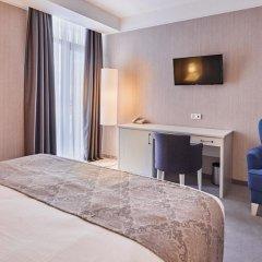 Отель Gallery Palace 4* Стандартный номер с различными типами кроватей фото 4