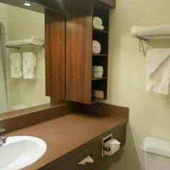 Отель Days Inn by Wyndham Levis Канада, Сен-Николя - отзывы, цены и фото номеров - забронировать отель Days Inn by Wyndham Levis онлайн ванная фото 2