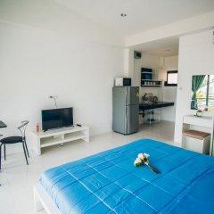 Апартаменты Infinity Bophut Apartments Самуи комната для гостей фото 3