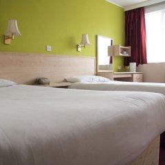 Queens Hotel 3* Стандартный номер с различными типами кроватей фото 5